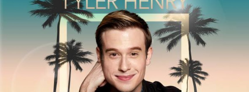Tyler Henry – The Hollywood Medium at Mahaffey Theater