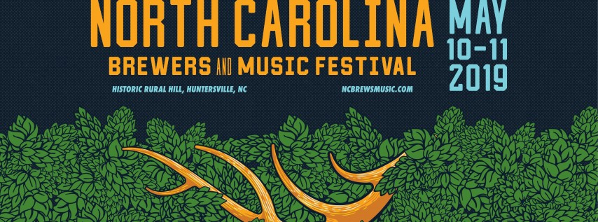 2019 North Carolina Brewers and Music Festival