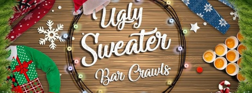 3rd Annual Ugly Sweater Crawl: Charlotte