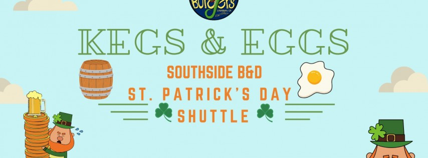 Southside B&D St. Patrick's Day Shuttle
