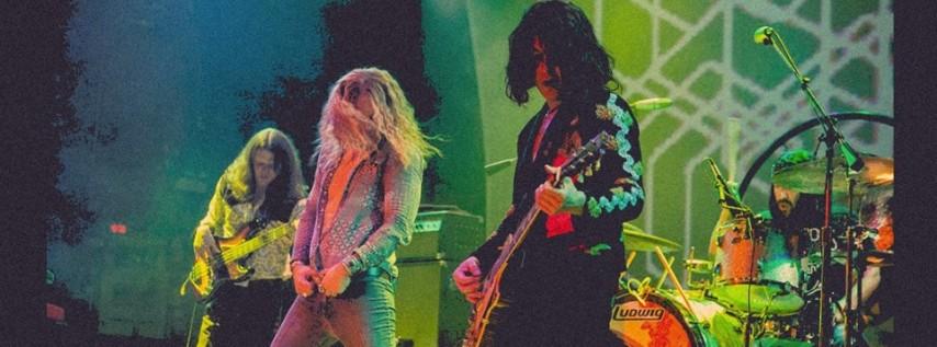 Led Zeppelin 2 at Mohawk