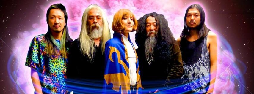 Acid Mothers Temple with Yamantaka // Sonic Titan