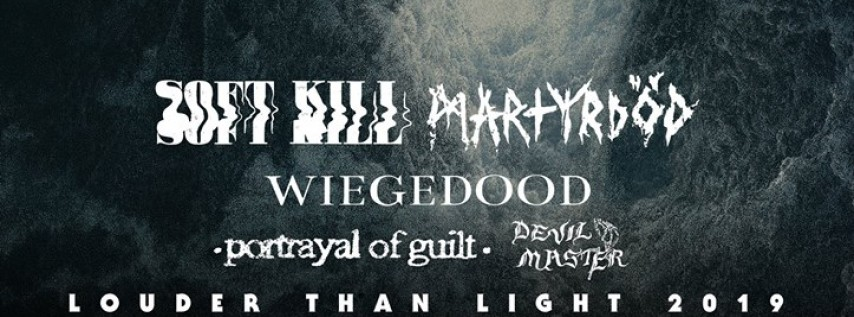 Skeletonwitch with Wiegedood and Portrayal Of Guilt at Barracuda Austin