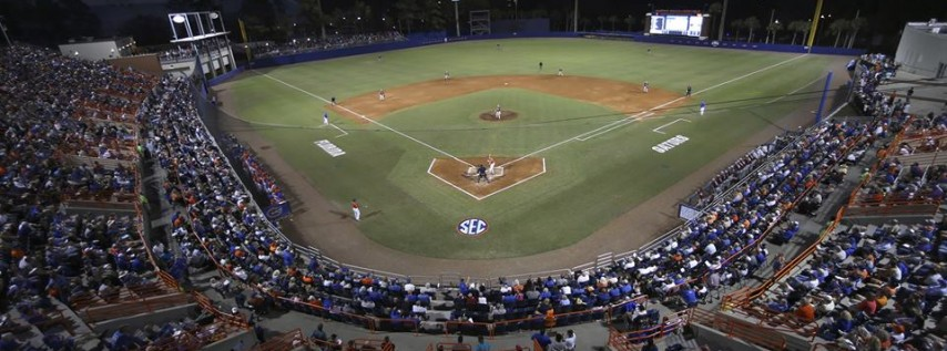 Gators Baseball vs. Jacksonville