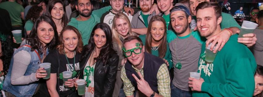 2019 Indianapolis St Patrick's Day Bar Crawl (Saturday) - V1