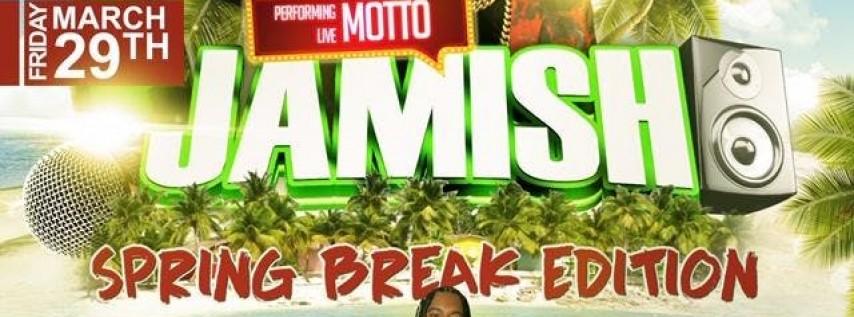 JAMISH Spring Break Edition 2019