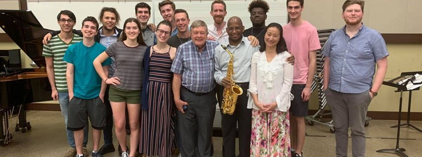 Frost Wind Ensemble: Places in the East