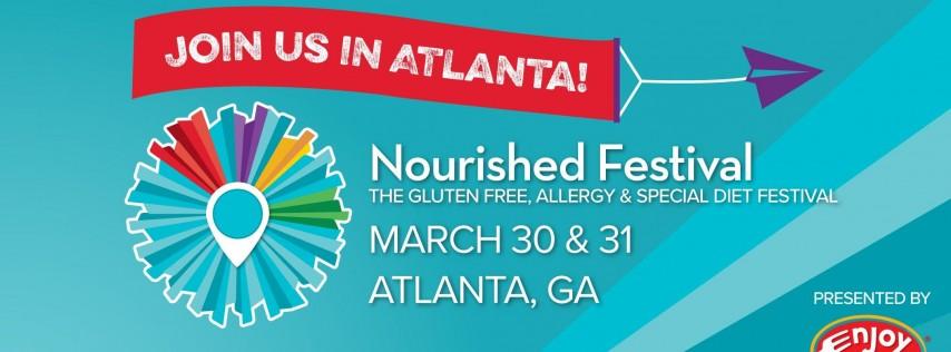 Atlanta Nourished Festival (Mar 30-31)