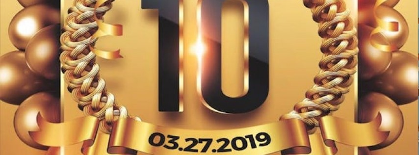 MyDJDre 10Yr Anniversary & Awards Concert