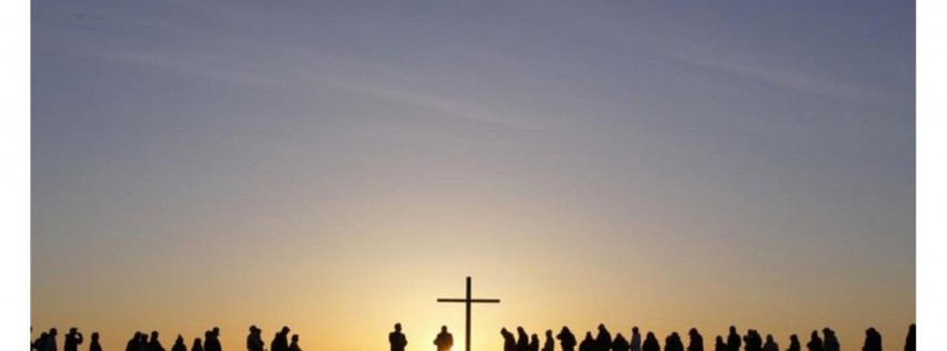 Broadmoor/Stratmoor Hills Community Easter Sunrise Service