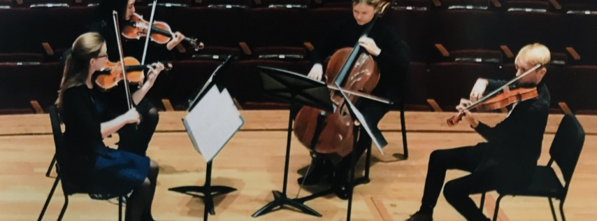 Quartet Cardinales performs Haydn and Shostakovich