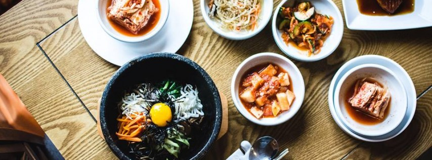 A Taste of Wellbeing Intro Into Korean Cuisine