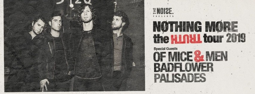 97.1 The Eagle and The Noise Presents Nothing More: The Truth To