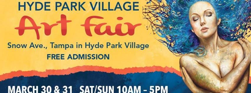 28th Annual Hyde Park Village Art Fair