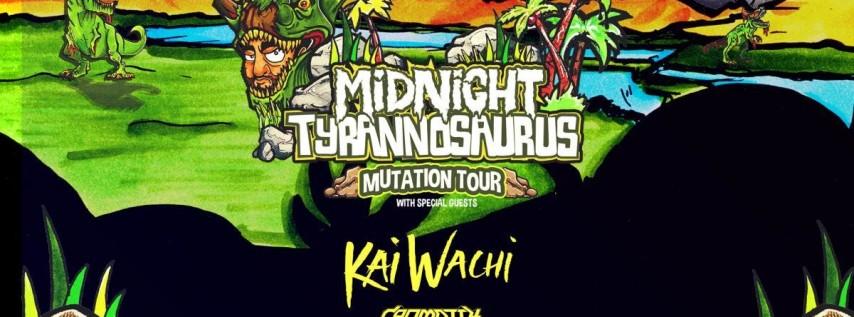 Midnight T. + Kai Wachi + Cromatik - Dallas
