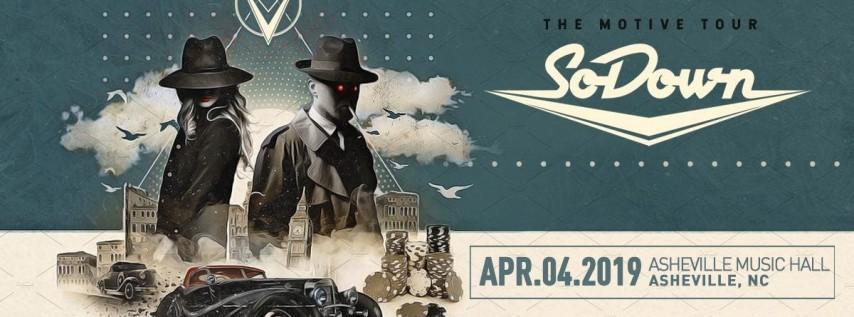 SoDown | Asheville Music Hall