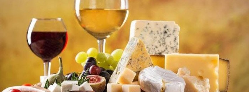 Wine & Cheese Tasting and Pairing Event