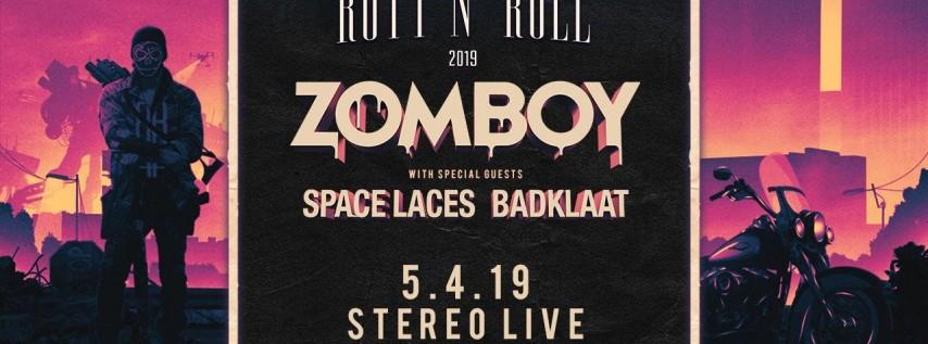 Zomboy: Rott N' Roll Tour - Dallas
