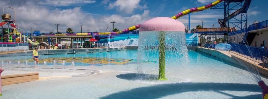 Daytona Lagoon Water Park Opening Day!