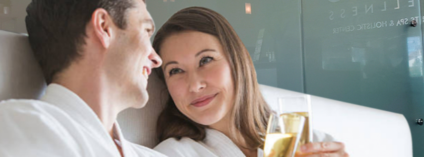 Spa Day For Couples to Celebrate Love for Valentine Day!