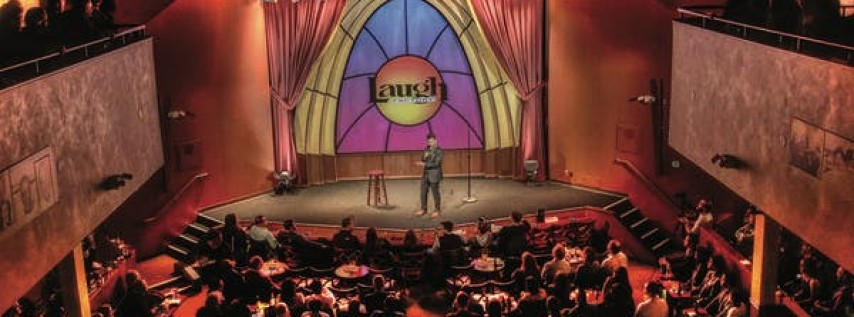 Just For Laughs Live Taping at Laugh Factory Chicago