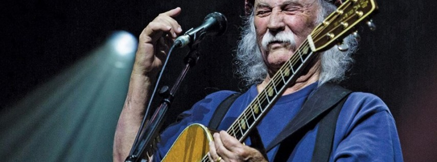 David Crosby and The Skytrails Band