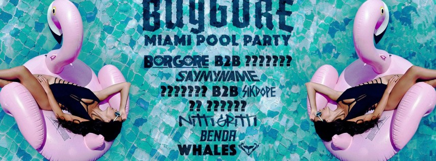 Buygore Miami Pool Party