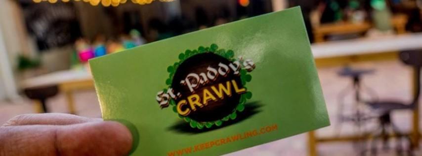 St. Patrick's Day Bar Crawl Wynwood