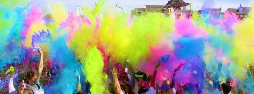 NELC Foundation 5K Color Fun Run