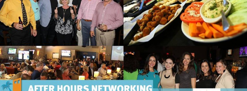 RASM After Hours Networking at Angry Rooster Wing Company