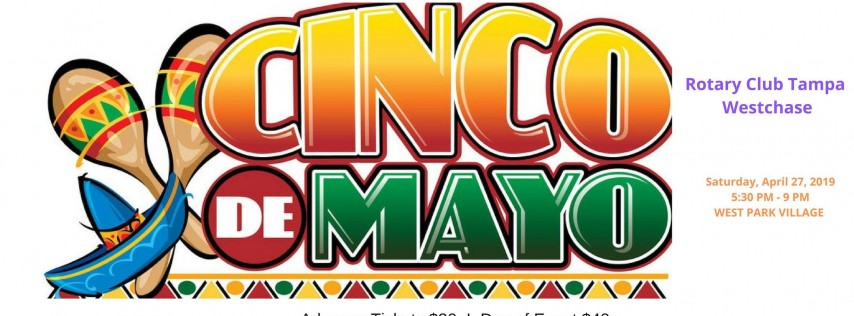 2019 ANNUAL PRE-CINCO DE MAYO PUB CRAWL