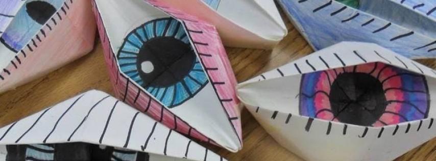 Paper Art Summer Camp