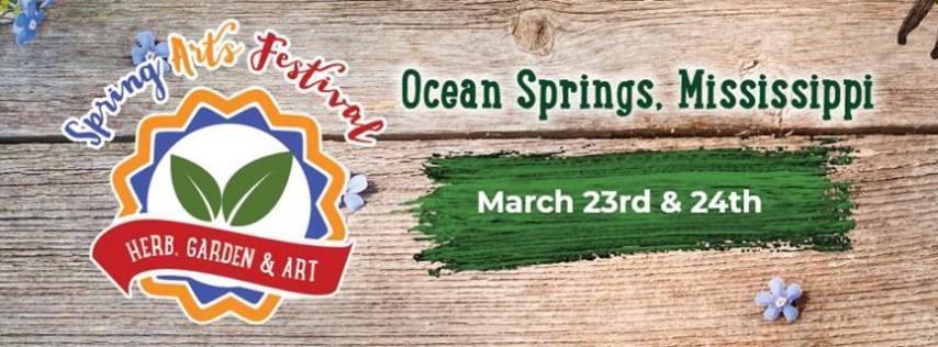 Spring Arts Festival: Herb, Garden & Art