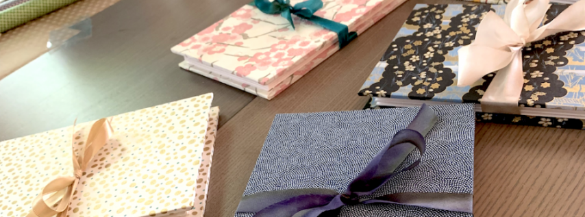 Book Binding: Create Your Own Notebook
