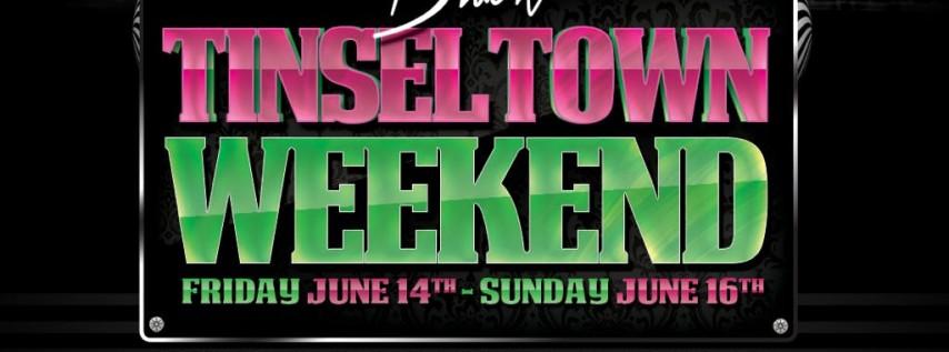 Black TinselTown Weekend feat. Dj Biz Markie at The Clevelander