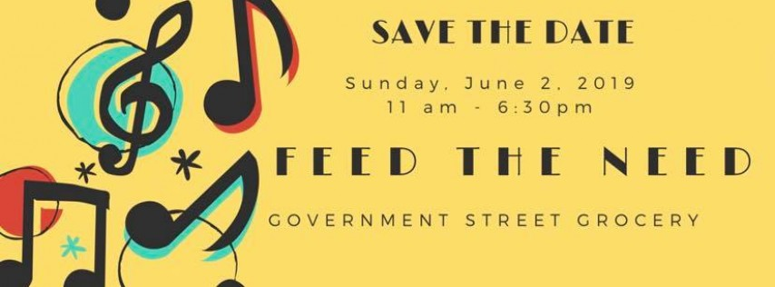 6th Annual Feed the Need!