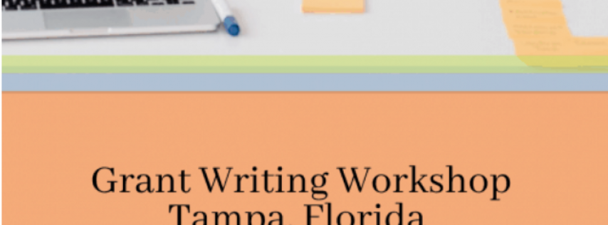 Grant Writing and Research Workshop