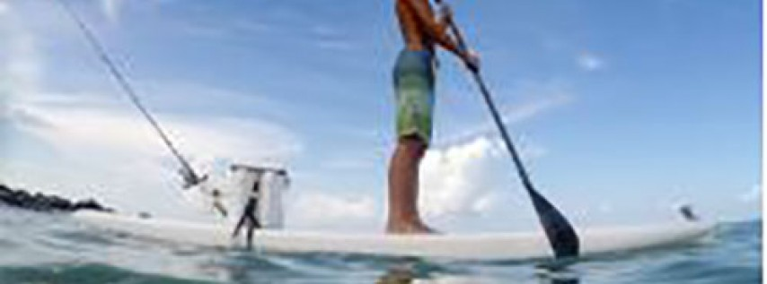 Intro to stand up paddleboard
