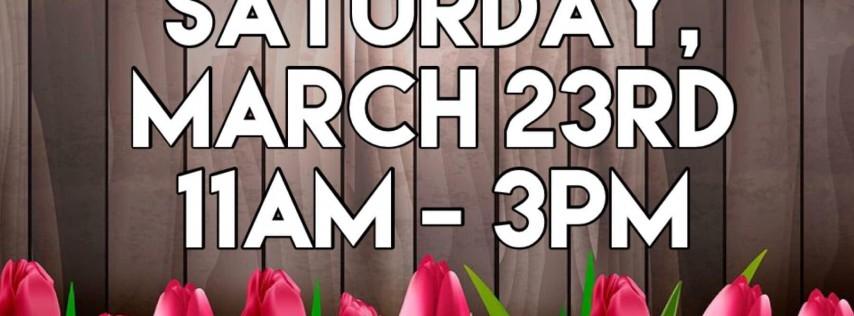 Spring Fling Shopping Event