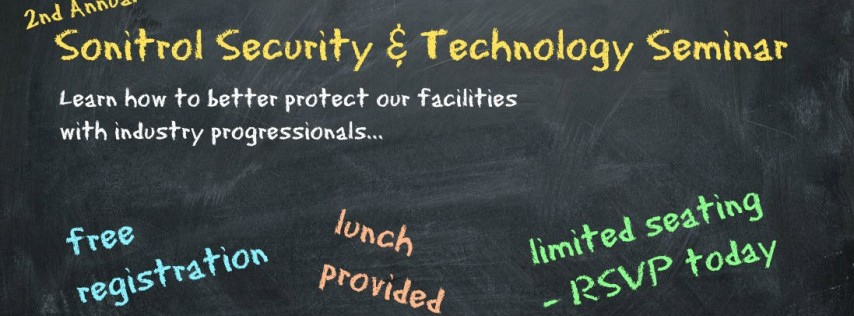 2nd Annual Security & Technology Seminar