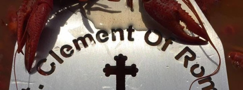 2019 St. Clement of Rome Crawfish Cookoff