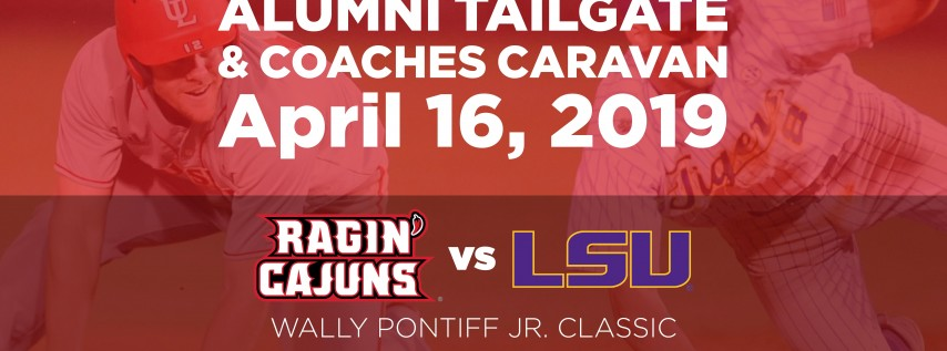 Wally Pontiff Jr. Classic Alumni Tailgate & Coaches Caravan