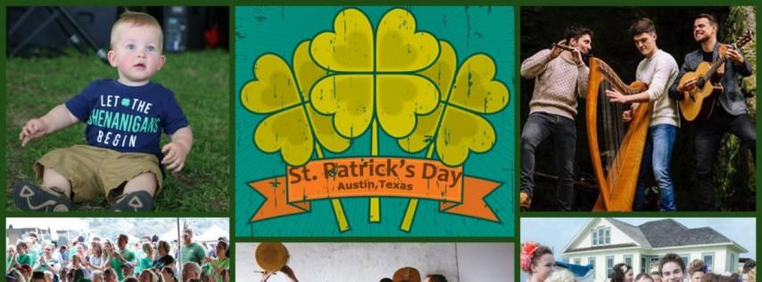 St. Patrick's Day Austin 2019