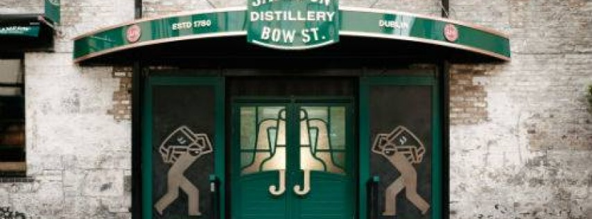 St. Patrick's Day Whiskey Society ft. Francis McConnell