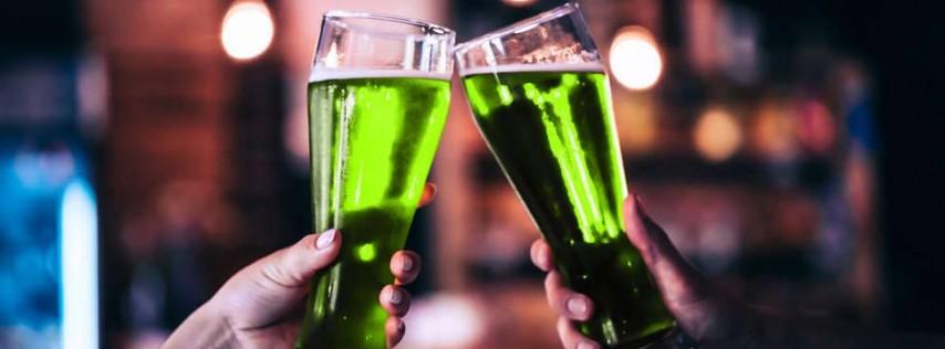 St. Patrick's Day Pour Off