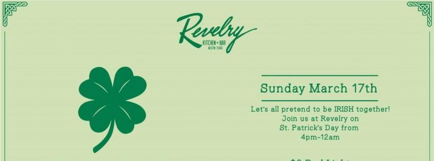 St. Patrick's Sunday!