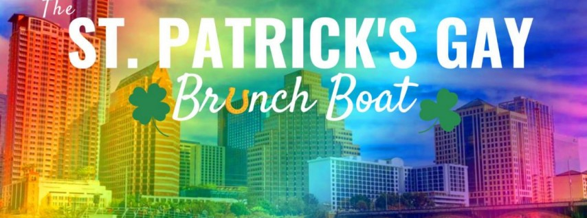 The St. Patrick's Gay Brunch Boat