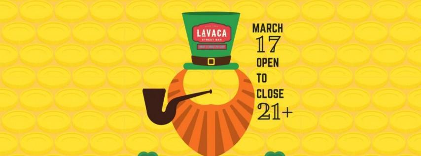 St. Patrick's Day at Lavaca Street Bar