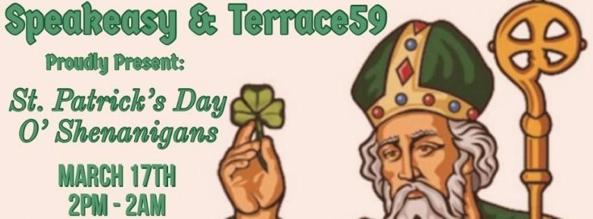 St. Patricks Day O'Shenanigans