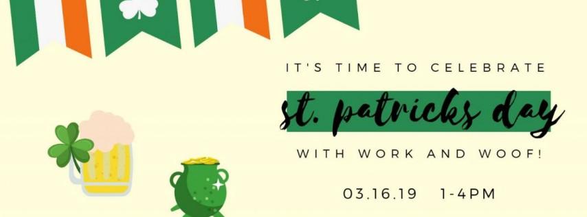 St. Patricks Day PAWTY